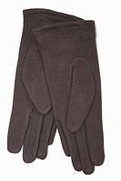 Классические зимние перчатки простого кроя