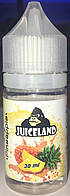 Жидкость для электронных сигарет JUICELAND 60m -PINEAPPLE