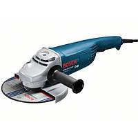 Bosch Кутова шліфмашина GWS 24-230H 230 мм 2400 Вт Код:11032   Артикул:0601884103