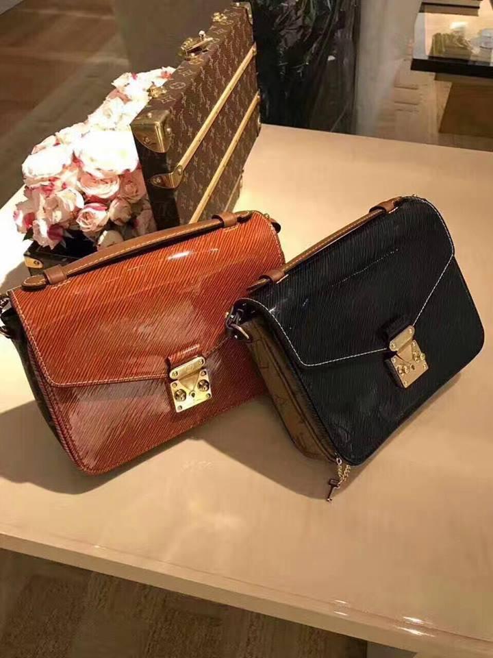 Женская сумка Louis Vuitton Pochette Metis Mini