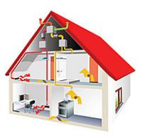 Ремонт и обслуживание систем кондиционирования и вентиляции.
