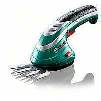 Bosch Ножиці для трави акумуляторні ISIO 3 Код:098527   Артикул:0600833100