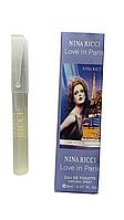 Духи-ручка в коробке Nina Ricci Love in Paris Eau De Toilette 8ml