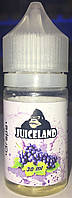 Жидкость для электронных сигарет JUICELAND 60m - GRAPE
