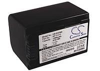 Аккумуляторная батарея CameronSino для фото/видео Sony NP-FH70, 7.4V, 1300mAh, black