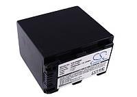 Аккумуляторная батарея CameronSino для фото/видео Sony NP-FH90, 7.4V, 2200mAh, black