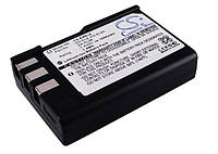 Аккумуляторная батарея CameronSino для фото/видео Nikon EN-EL9, 7.4V, 1000mAh, black
