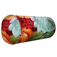Подушка-валик (10 фото)