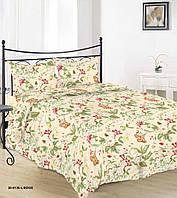 Комплект постельного белья двойной бязь ГОЛД (нав. 70*70)