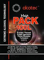 Спиртовые турбо - дрожжи Alcotec Mega PACK 100L