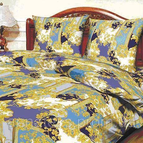 Комплект постельного белья полуторный Голд (70*70)