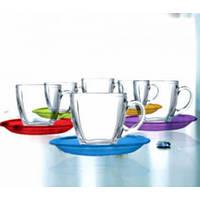Сервиз чайный 12 пр Luminarc Carina Rainbow, J5978, 169910 /П1