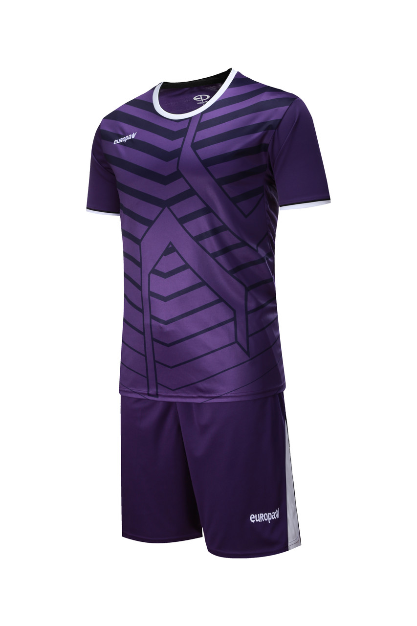Футбольная форма Europaw 015 фиолетовая