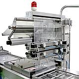 Термоформовочные упаковщики крабовых палочек до 9 циклов/мин SANVAC SR-350, фото 2