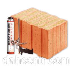 Керамический блок Porotherm 44 T Dryfix