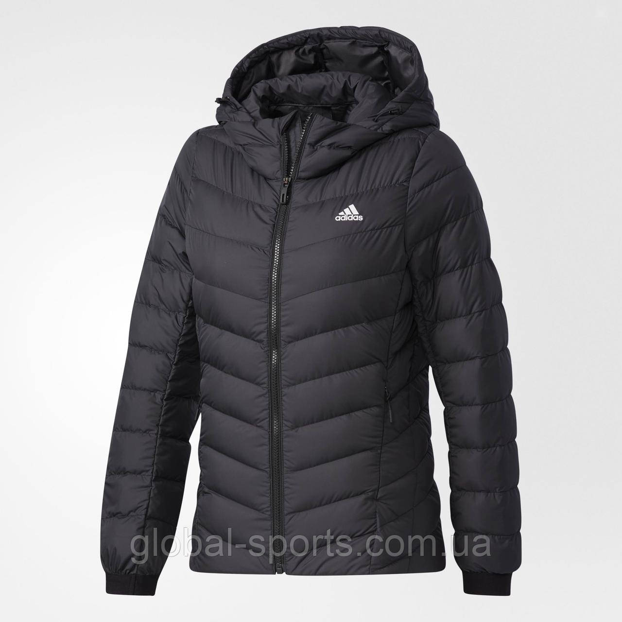 Женский пуховик Adidas Terrex Climawarm(Артикул:BQ8778)