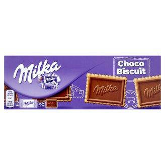 Печенье Milka Choco Biscuits 150g, фото 2