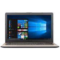 Ноутбук ASUS X542UQ-DM029 15.6FHD AG/Intel i3-7100U/4/1000/DVD/NVD940MX-2/EOS/Gold (90NB0FD3-M00360)