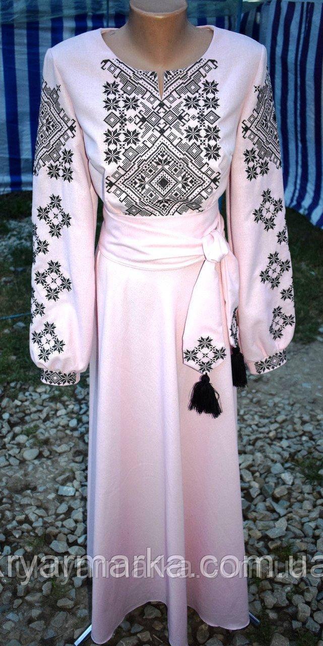 Сукня вишиванка 40fde6ffeef54