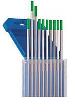 Вольфрамовый электрод WP (зеленый) для сварки алюминия и его сплавов
