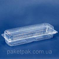 Пищевой контейнер 325x125x66 мм, V=1800 мл (ящик 400 шт)