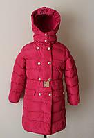 Зимняя куртка на девочку от 3-8 лет, фото 1