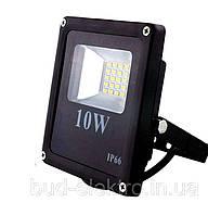 Прожектор Уличный LED 10W 12V 750Lm 6500К SMD Slim