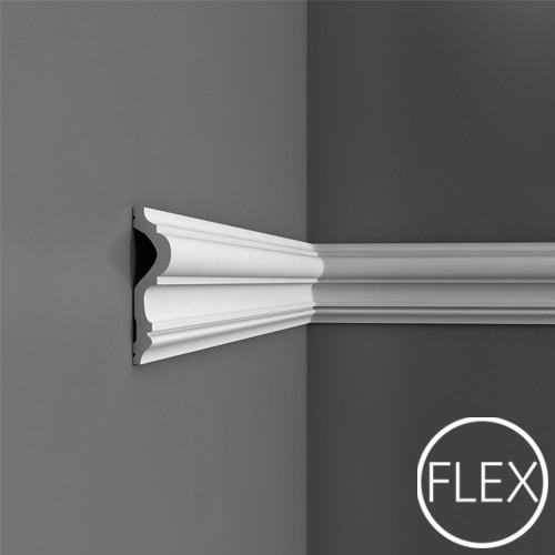 Молдинг P8050F гибкий Orac Luxxus