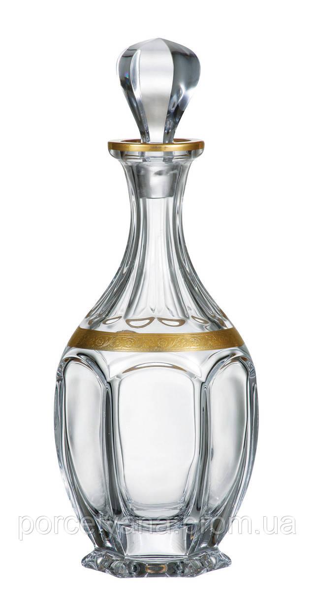 Набор Bohemia Safari Gold виски 6+1