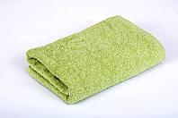 Полотенце махровое Lotus оливковое 50*90