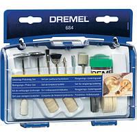 Dremel набір для чистки та полірування 684 (20шт) Код:93589   Артикул:26150684JA