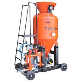Торкрет установка TTS-600
