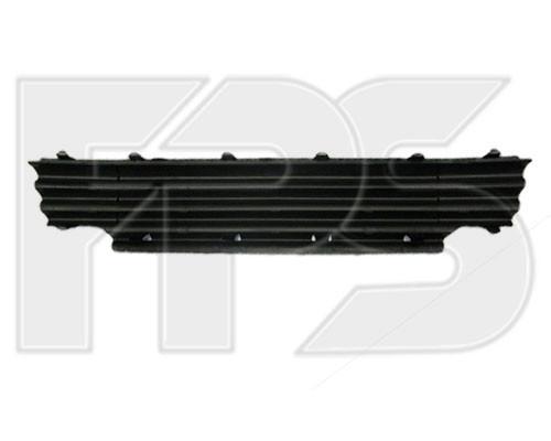 Решетка бампера средняя Citroen C4 '10- (FPS)