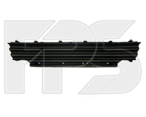 Решетка бампера средняя Citroen C4 '10- (FPS), фото 2