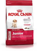 MEDIUM JUNIOR 1,0кг сухой корм для щенков средних пород в возрасте от 2 до 12 м.