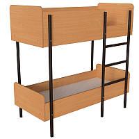 Кровать детская двухъярусная для садика. Кровати для детских садов 2-х ярусные по низким ценам производителя