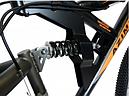 Горный велосипед Azimut Shock 26 D+, фото 2