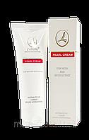 Жемчужный крем для зоны шеи и декольте Pearl cream for neck and decolletage Lambre 80 мл