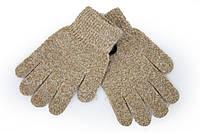 Вязаные перчатки Корона Детские  5002S-12 ореховый