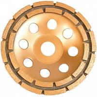 Intertool Чашка алмазна шліфувальна 150х22 бетон Код:00619   Артикул:CT-6150