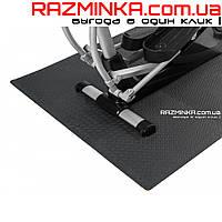 Защитный коврик под тренажер (пазл) EVA 120х120х1см