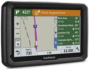 GPS-навігатор для вантажівок Garmin Dezl 580 LMT-D, фото 2