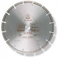 Klingspor Круг алмазний відрізний DL 80 B 230х13х2,4х7х22 Supra бетон Код:07994   Артикул:227961
