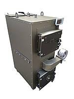 Котел твердотопливный пиролизный 10 кВт DM-STELLA