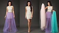 Платье трансформер в расцветках 16886