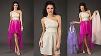 Платье трансформер в расцветках 16885