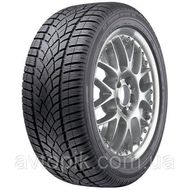 Зимние шины Dunlop SP Winter Sport 3D 225/40 R18 92V XL AO