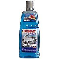 Концентрированный шампунь с блеском SONAX Car Wash Shampoo 1л.