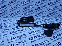 Cенсор бесконтактный мебельный 24W/48W DC12V/24V (вкл/выкл) черный