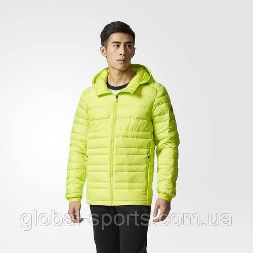 Мужской пуховик Adidas Terrex Climawarm(Артикул:BQ8562)